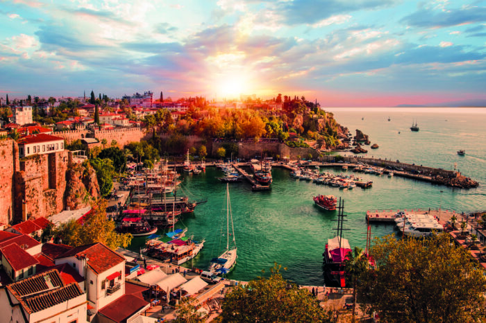 TURQUIE : d'Antalya à la Cappadoce